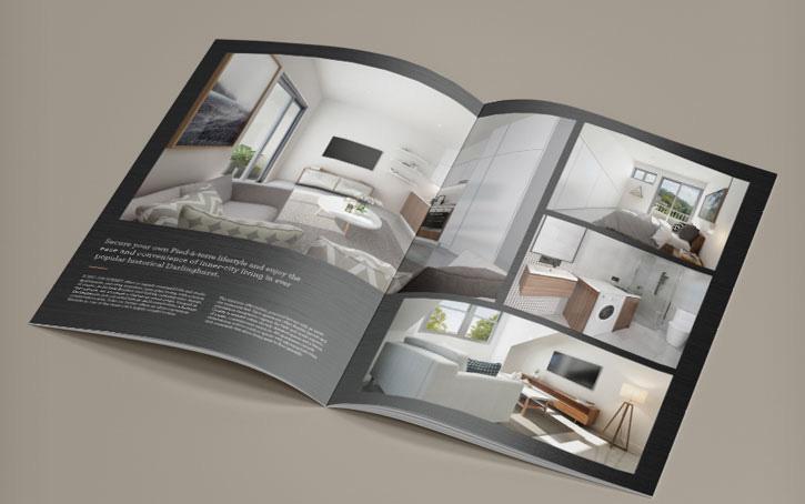 brochure litho printing
