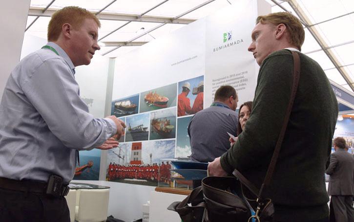 bumi armada exhibition