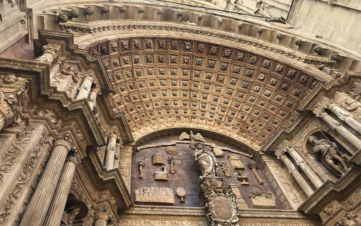 cathedral facia