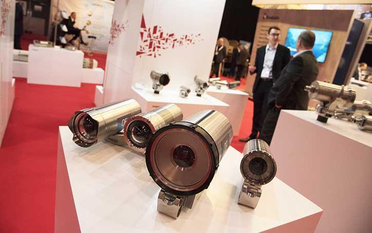Imenco camera product display