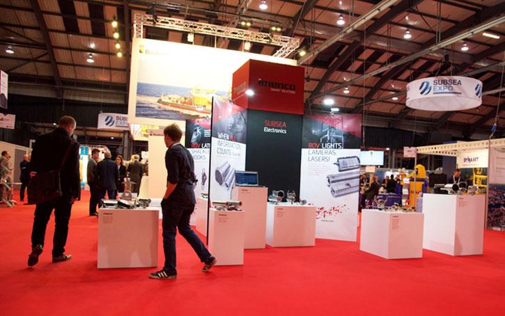 Subsea Expo build