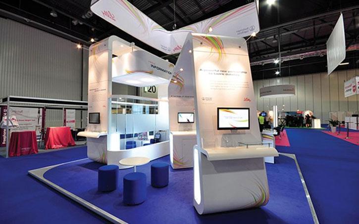 Exhibition Stand Design Aberdeen : Exhibition design aberdeen
