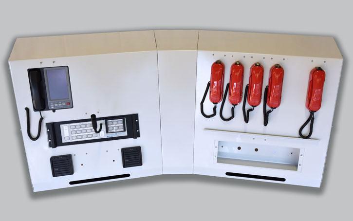 rig control panel
