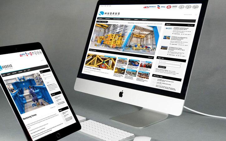 web design Hydrus Aberdeen